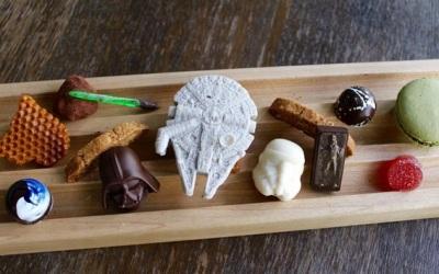 Chocolates de Star Wars