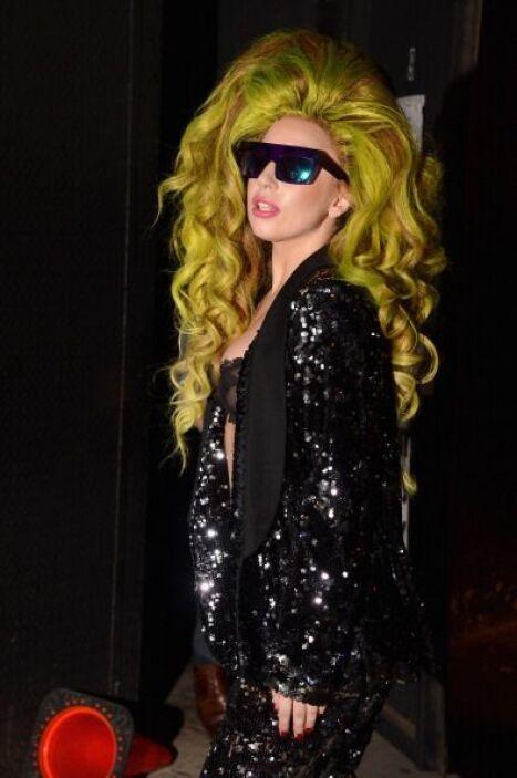 67.- LADY GAGA. La cantante es considerada por Forbes una de las mujeres...