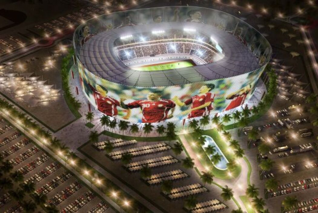 Uno de los que ya está es el estadio Al-Rayyan Stadium (Al-Rayyan), entr...