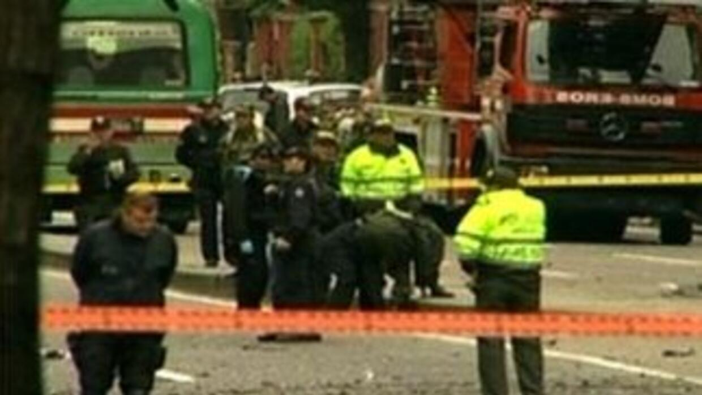 Coche boma: Terrorismo en Colombia