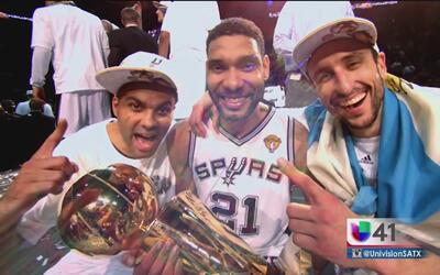 Spurs: Alma y Gloria de San Antonio