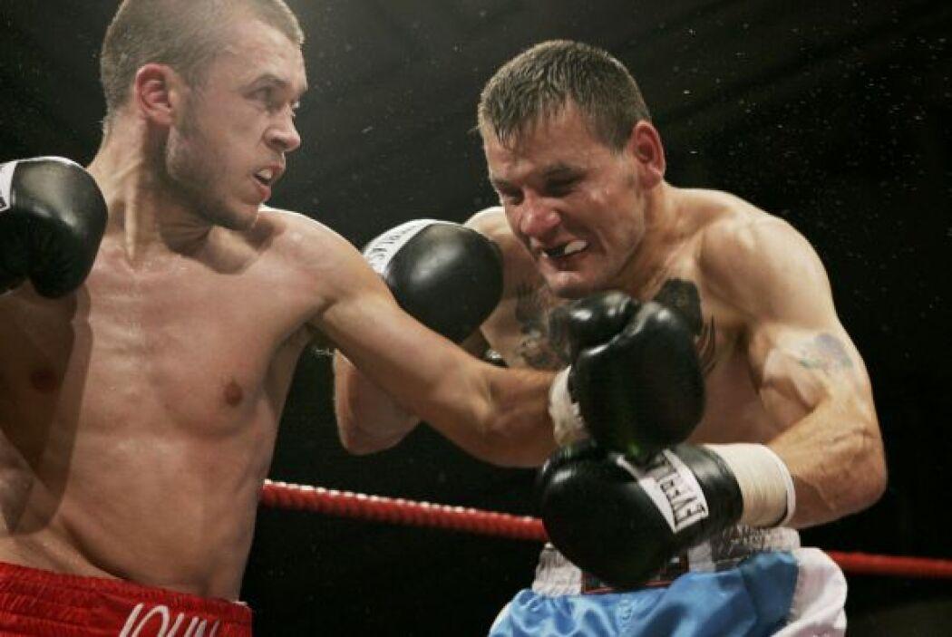 Smith fue rival obligado de casi todos los grandes nombres del boxeo bri...