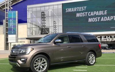 La nueva Ford Expedition 2018 llega para reconquistar gloria pasadas