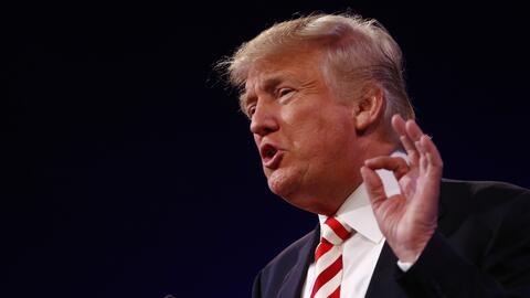 Donald Trump se contradice de nuevo sobre sus propuestas migratorias. De...