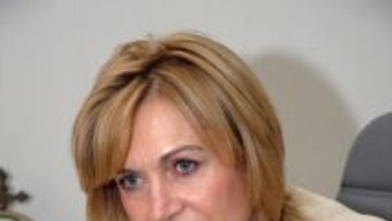Evelyn Matthei.