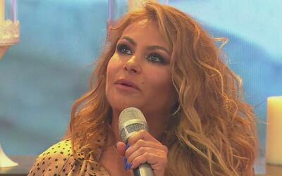 Paulina Rubio entiende más que nunca a su madre, la actriz Susana Dosama...