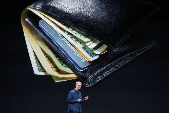 El recientemente anunciado Apple Pay también servirá con el nuevo Apple...