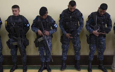 Policía Nacional de Guatemala