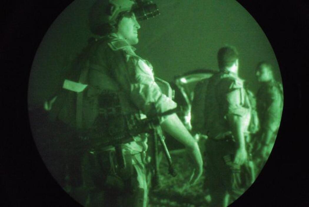 Los efectivos del súper secreto grupo de elite de los Navy SEALs atacó e...