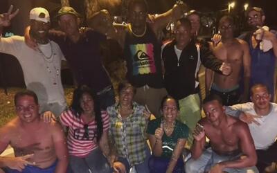 Balseros cubanos que llegaron a Florida cuentan que su viaje se retrasó...