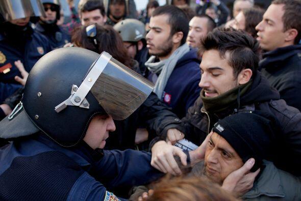 Por su parte la directora de Política Interior española, Cristina Díaz,...