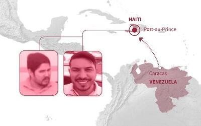 The DEA nabbed the Venezuelan president's nephews for drug trafficking.