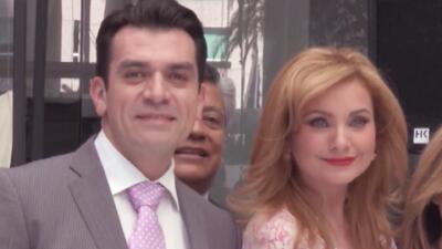 Jorge Salinas y Elizabeth Alvarez quieren bebé