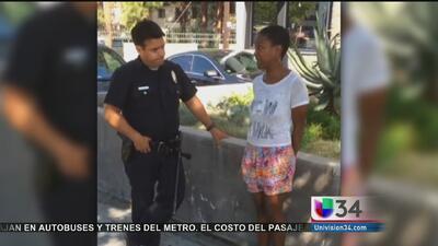 Arrestan una actriz por error en LA