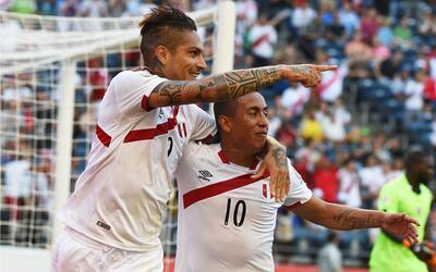 Con lo mínimo, Perú derrotó a Haití en su presentación en la Copa Améric...