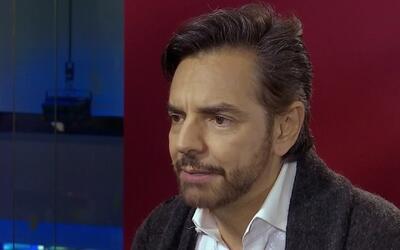 """Eugenio Derbez dice por qué, para él, México está """"peor que nunca"""""""