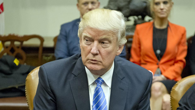 Trump firmó este martes cinco nuevas órdenes ejecutivas