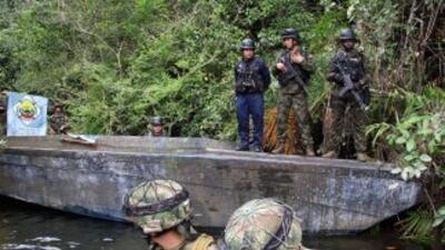 Las autoridades colombianas han incautado o neutralizado 88 artefactos s...