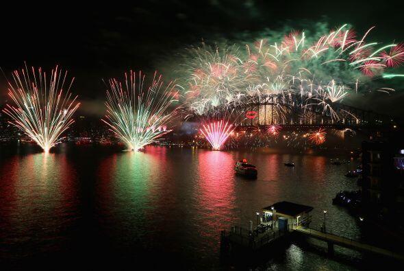 El 2013 llego a Sídney con una celebración muy especial.