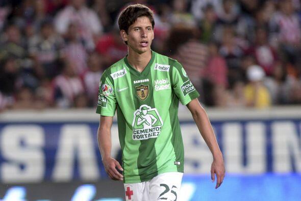 El futbolista Jürgen Damm es otro seleccionado para la categoría La Nuev...