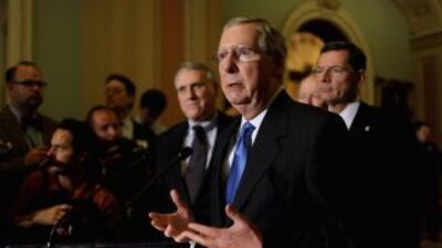 """""""Lo que el presidente propuso hasta ahora no es serio. Y no es un plan d..."""