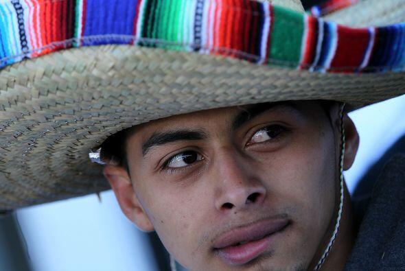 Los hispanos eran la primera minoría del país, seguidos de los negros (1...