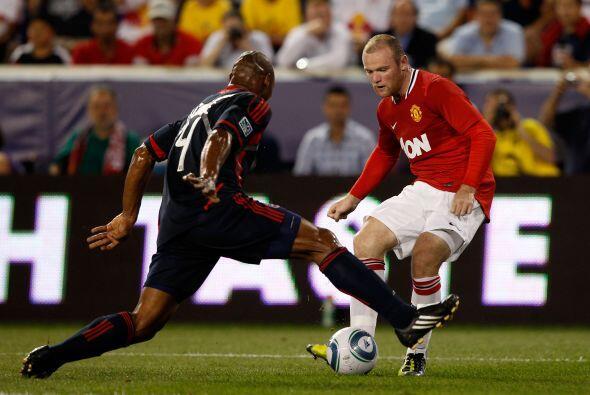 El Manchester United fue el rival de lujo en el partido del 2011. En &ea...