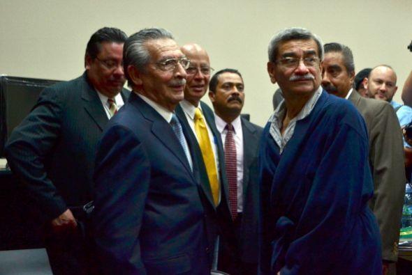 """Calderón enfatizó que el plan Victoria 82 """"no ten&iac..."""