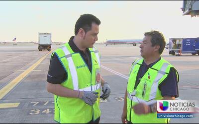 Auriespacio: un día de maletero en el aeropuerto