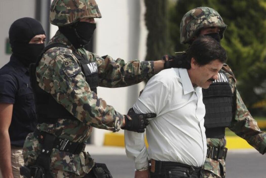 Fue capturado el 22 de febrero de 2014 en un operativo en Mazatlán, Sina...