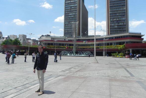 Cobertura muerte de Chávez Noticias 45 en Venezuela