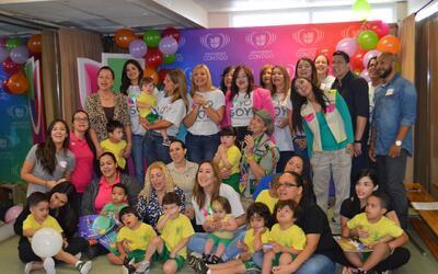 Lanzamiento del programa de voluntariado de la empresa en Puerto Rico.
