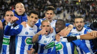 El lider de la Ligue 1, cayó 5-4 en penales y se despide la copa.