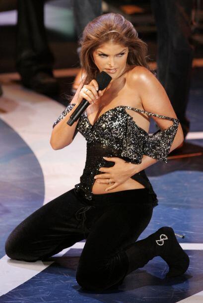 El 2005 era de la 'Reina Grupera' Ana Bárbara.