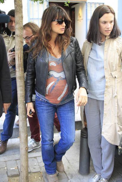 Sin embargo, después de dar a luz a su segundo hijo, la española recuper...