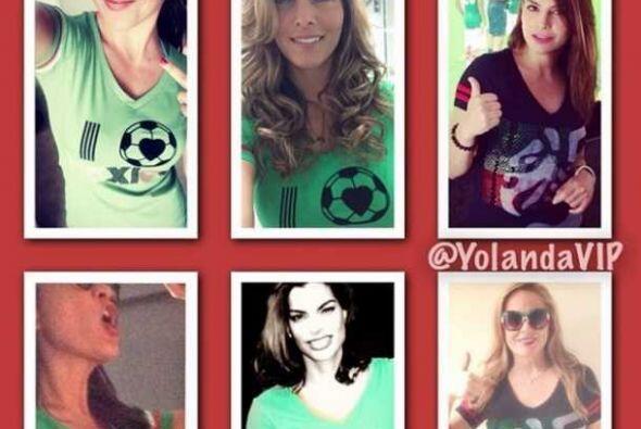 """""""#Lagartonas Unidas por una gran amistad y el amor a la camiseta #MAPByR..."""