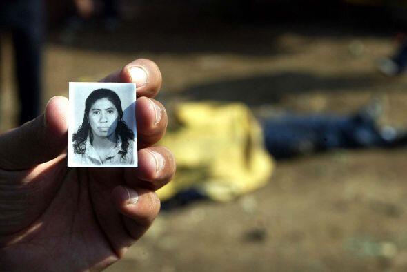 La funcionaria dijo que de esos casos, sólo 310 han sido juzgados y de e...