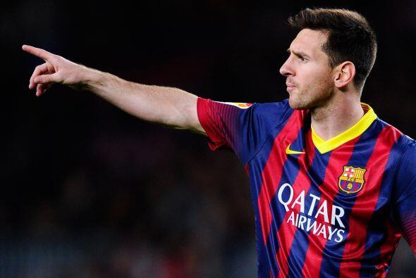 Una vez que se ha hecho efectiva la renovación del contrato de Leo Messi...
