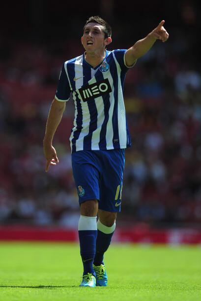 Con poca actividad en el Viejo Continente, los dos jugadores del Porto s...
