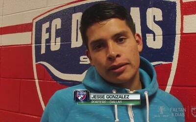 Jesse González confía en dar la voltereta a los Portland Timbers