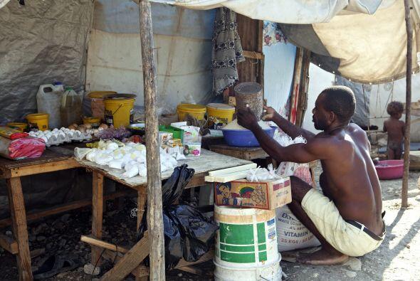 """""""No todos los escombros son lo mismo"""", dijo Michael Zamba, voc..."""