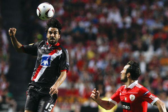 Pero el Braga no se daría por vencido tan fácilmente.