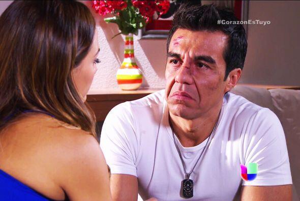 Ya ni llorar es bueno Johnny, al parecer ya no tienes oportunidad con Ana.