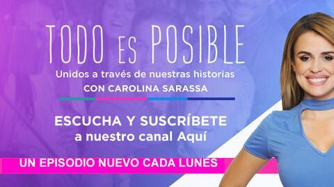 Todo es posible Carlolina Sarassa