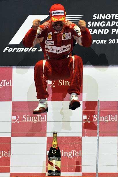 Alonso tendrá cuatro carreras más antes del final de la te...