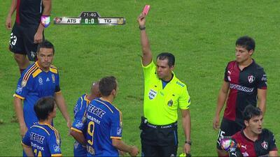 Atlas 0-0 Tigres: Zorros y felinos olvidaron goles y repartieron puntos