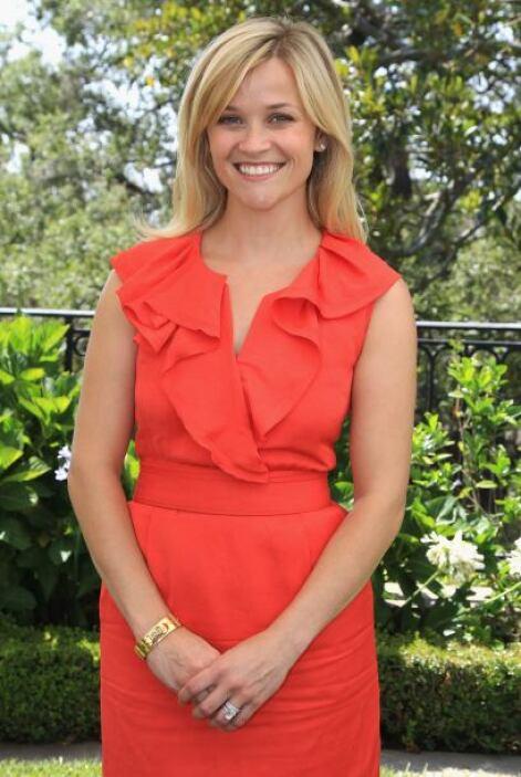 Otra chica bonita que podría no ser tan linda es Reese Witherspoon. Más...