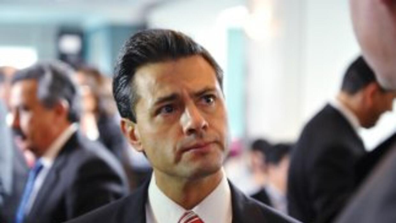 El candidato presidencial de la coalición PRI-PVEM dijo que estará atent...