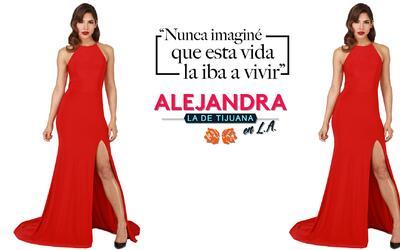 El lema de vida de Alejandra Espinoza