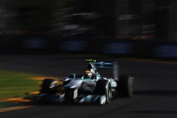 Hamilton sin duda será uno de los corredores con los reflectores encima.